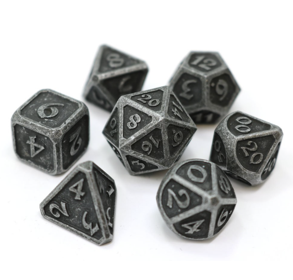Die Hard Dice Mythica Dark Iron
