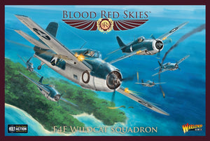 F4F Wildcat Squadron - Game State Store