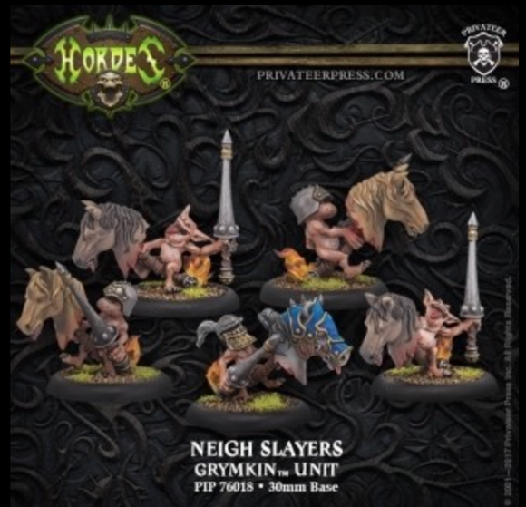 Neigh Slayers – Grymkin Unit (metal)