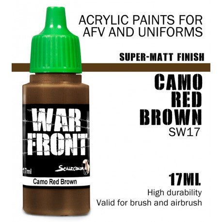 SW SS CAMO RED BROWN 17 mL - Game State Store