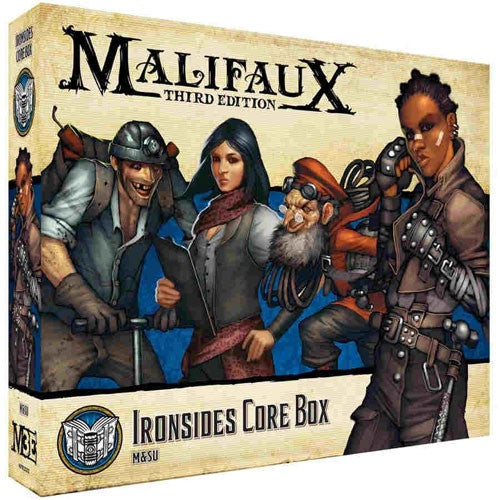 Ironsides Core Box Pre-order - Arrive Jan 2020 - Game State Store