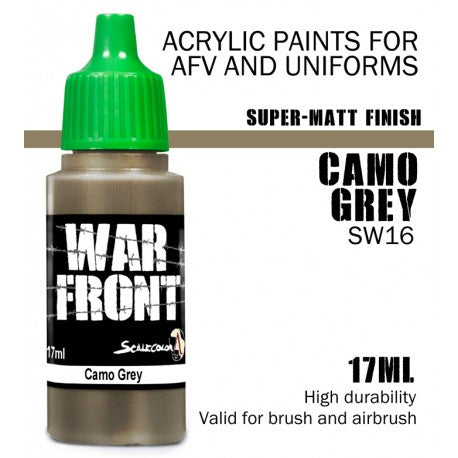 SW SS CAMO GRAY 17 mL - Game State Store