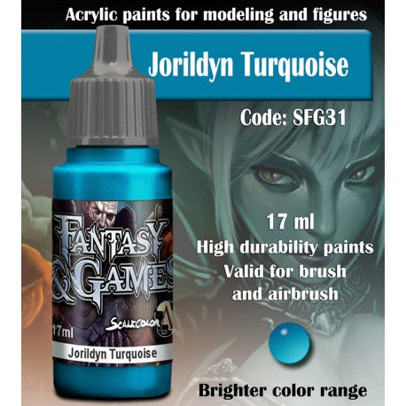 SFG JORILDYN TURQUOISE 17 mL - Game State Store