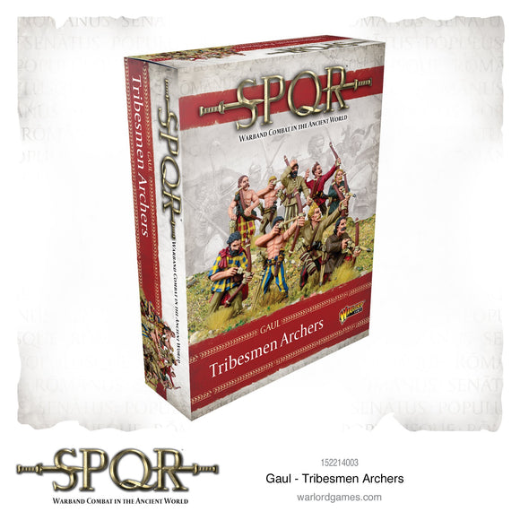 Gaul Tribesmen Archers - Game State Store
