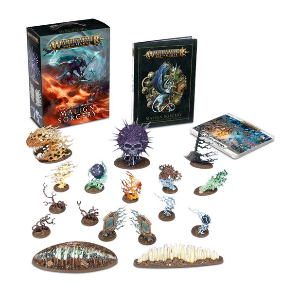AGE OF SIGMAR: MALIGN SORCERY (ENGLISH) - Game State Store