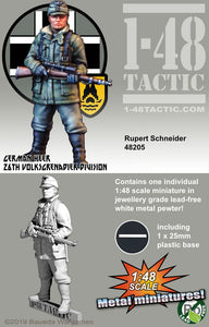 Rupert Schneider - German 26th Volksgrenadier - Game State Store
