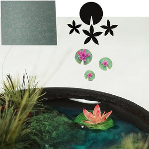 Paper Scenics: Lillypads & Lotus Flowers - Game State Store
