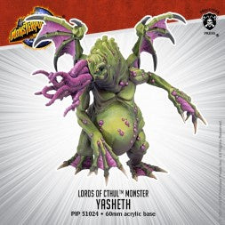 Yasheth Monsterpocalypse Lords of Cthul Monster (resin) - Game State Store