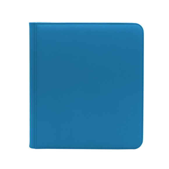 Dex Zipper Binder 12 - Blue