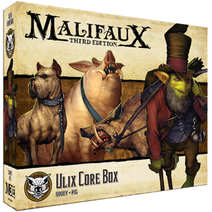 Ulix Core Box - M3e - Game State Store