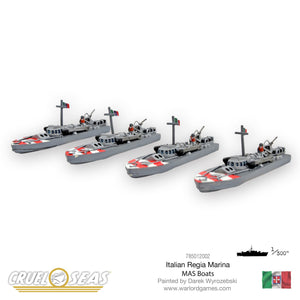 Italian MAS Boats - Game State Store