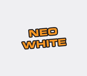 Secret Weapon Acrylics: Neo White - Game State Store