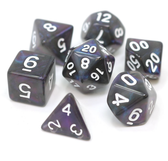 Die Hard Dice RPG Set - Moonstone Dreamwalker