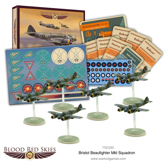 Bristol Beaufighter Squadron - Game State Store