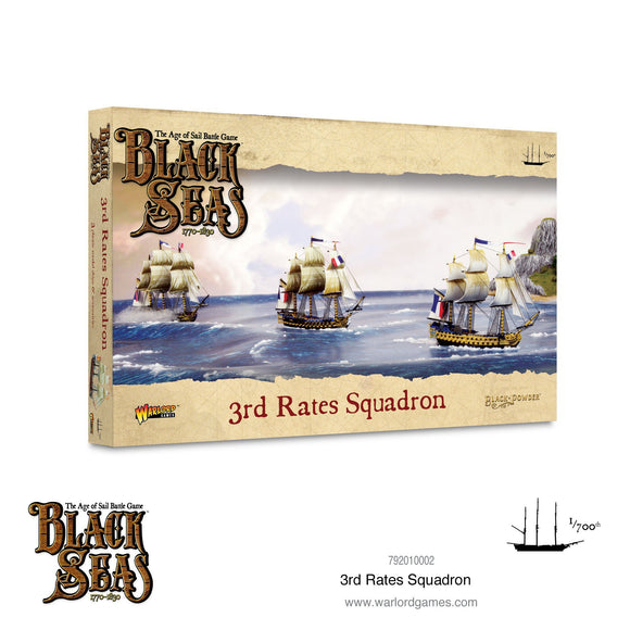 Black Seas 3rd Rates Squadron (1770 - 1830) - Game State Store