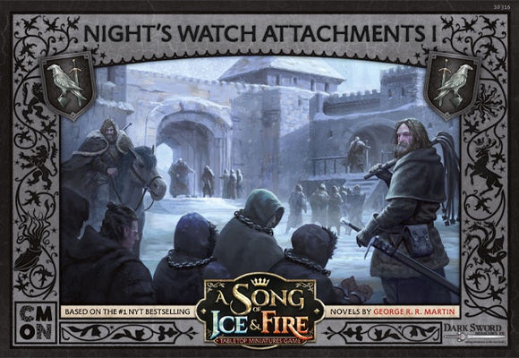 SIF: Night's Watch Attachments 1