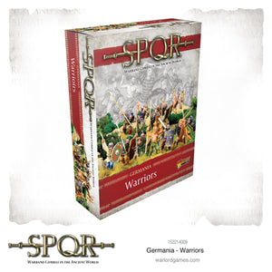 Germania Warriors - Game State Store