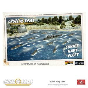 Soviet Navy Fleet - Game State Store