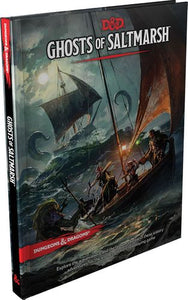 D&D Ghost of Saltmarsh (Normal Edition) - Game State Store
