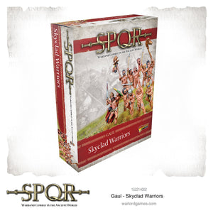 Gaul Skyclad Warriors - Game State Store