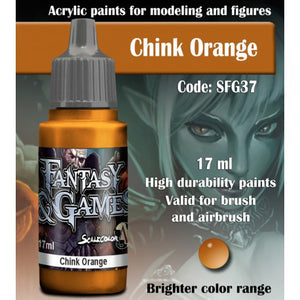 SFG CHINK ORANGE 17 mL - Game State Store
