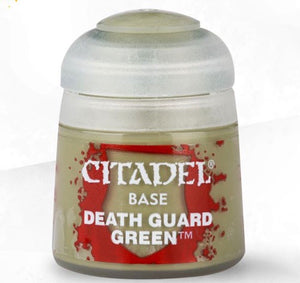 BASE: DEATH GUARD GREEN (12ML) - Game State Store