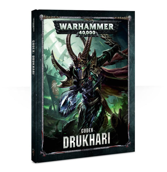 CODEX: DRUKHARI (HB) (ENGLISH) - Game State Store