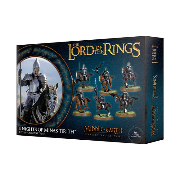LOTR: KNIGHTS OF MINAS TIRITH - Game State Store