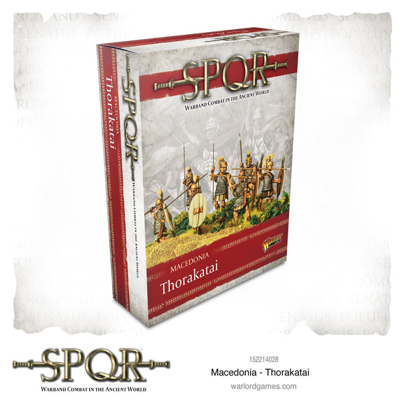 Macedonian Thorakatai - Game State Store