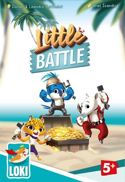 iello Little Battle - Game State Store