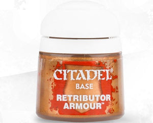 BASE: RETRIBUTOR ARMOUR (12ML) - Game State Store