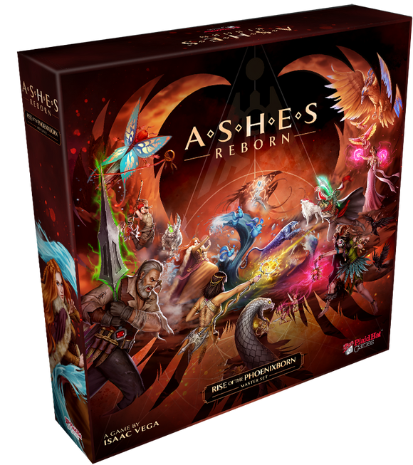 Ashes Reborn Rise of the Phoenixborn Master Set