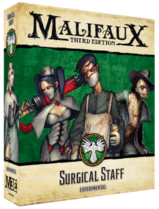 Surgical Staff - M3e - Game State Store
