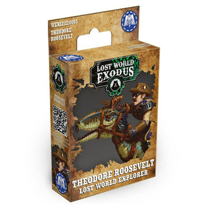 Theodore Roosevelt - Lost World Explorer - Game State Store