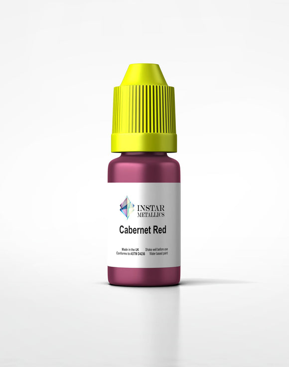 Instar Paint 20ml Metallic Cabernet Red