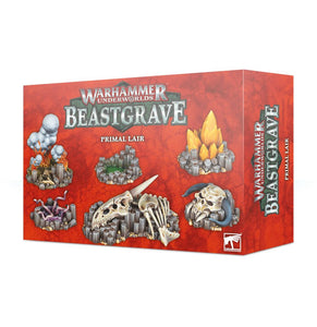 WH UNDERWORLDS: BEASTGRAVE PRIMAL LAIR - Game State Store