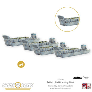 British LCM3 Landing Craft - Game State Store