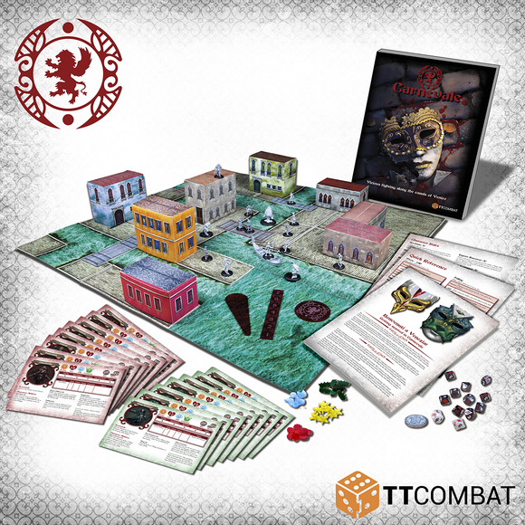 Carnevale 2-Player Starter Box - Game State Store