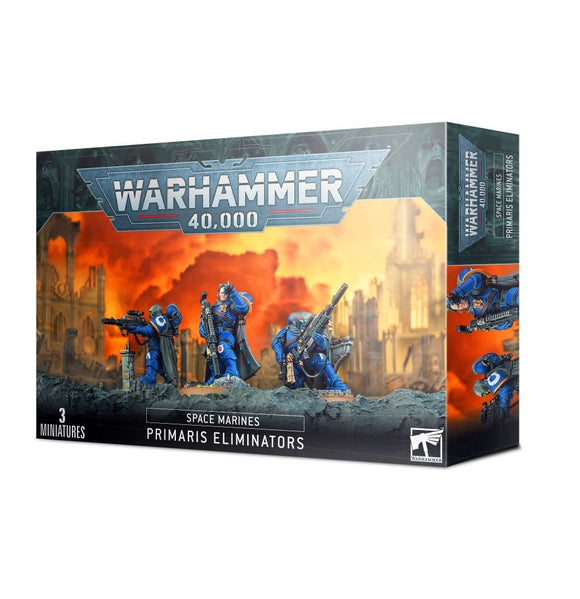 SPACE MARINES PRIMARIS ELIMINATORS (2020)