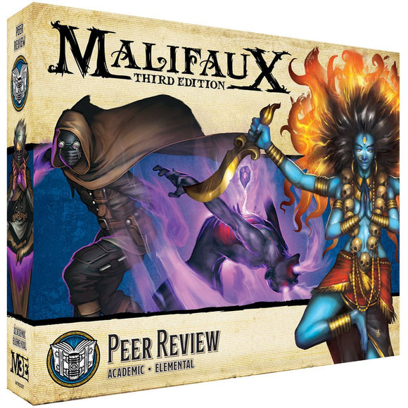 Peer Review Pre-order - Arrive Mar 2020 - Game State Store