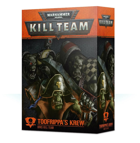 KILL TEAM: TOOFRIPPA'S KREW (ENGLISH) - Game State Store