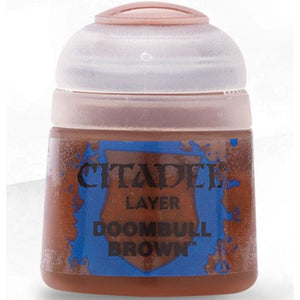 LAYER: DOOMBULL BROWN - Game State Store