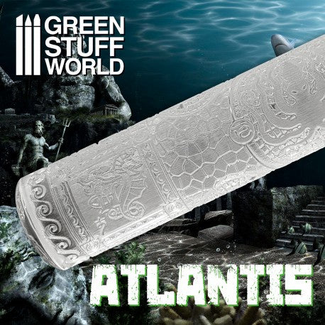 GSW Rolling Pin Atlantis