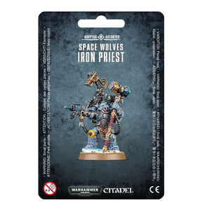 SPACE WOLVES IRON PRIEST - Game State Store