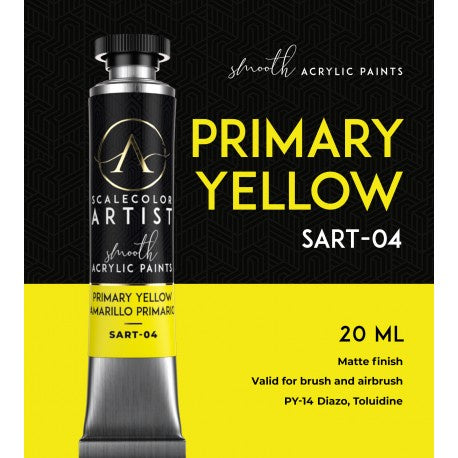 PRIMARY YELLOW SART-04