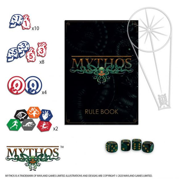 Mythos Rules & Gubbins Box - Game State Store