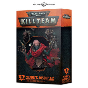 KILL TEAM: STARN'S DISCIPLES (ENGLISH) - Game State Store