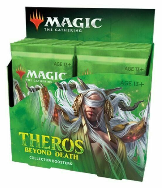 MTG Theros Beyond Death Collectors Boosters