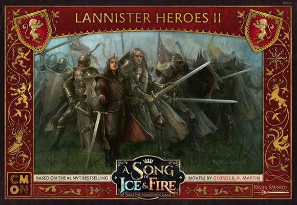 SIF: Lannister Heros Box 1 - Game State Store