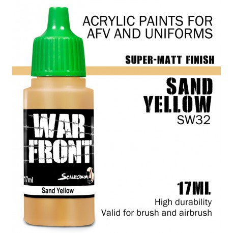 SW SAND YELLOW 17 mL - Game State Store